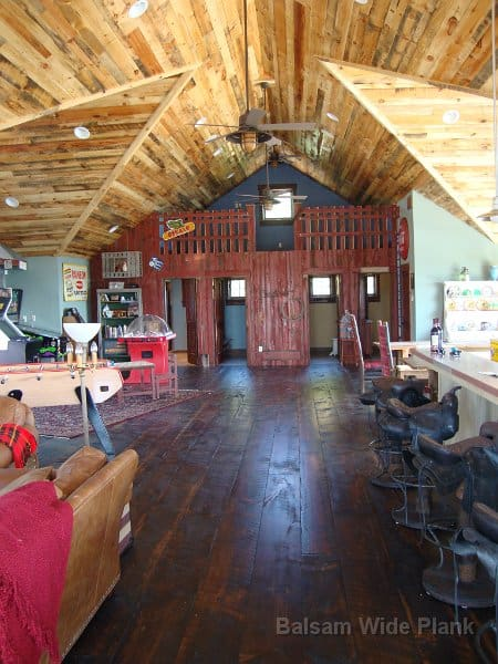12_-_16_foot_long_Carriage_House_Pine_Floor_Boards