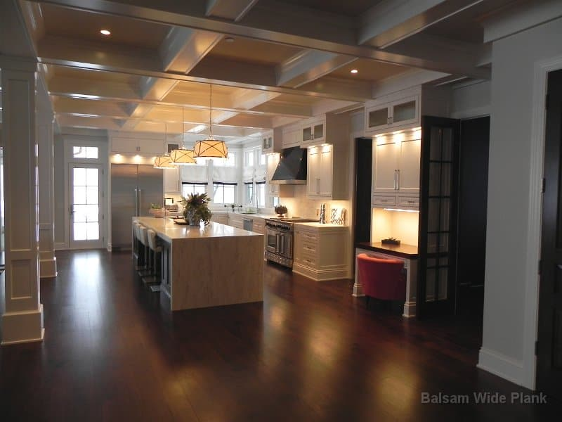 6_inch_Walnut_Long_Length_Flooring_and_Painted_Millwork
