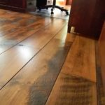 """9"""" wide Carriage House Pine Flooring"""