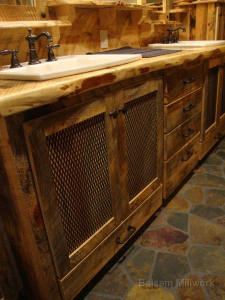 carriage house pine – balsam millwork