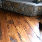 Carriage House Pine 9 inch Flooring