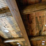 Carriage House Pine Ceiling Material