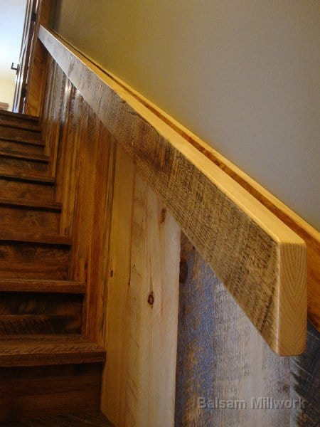 Carriage_House_Pine_Wainscott_and_Handrail