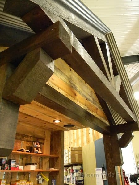 Carriage_House_Pine_Wall_Paneling_with_Interior_Trusses