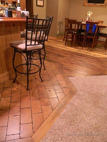 End_Grain_Pine_Brick_at_Butternut_Bar