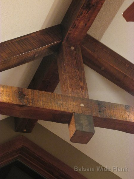 Reclaim_Sawn_Pine_Trusses_with_Mortise_and_Peg_Pockets