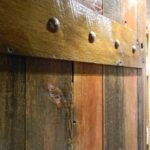 Reclaimed_Interior_Door_and_Hand_Forged_Nails