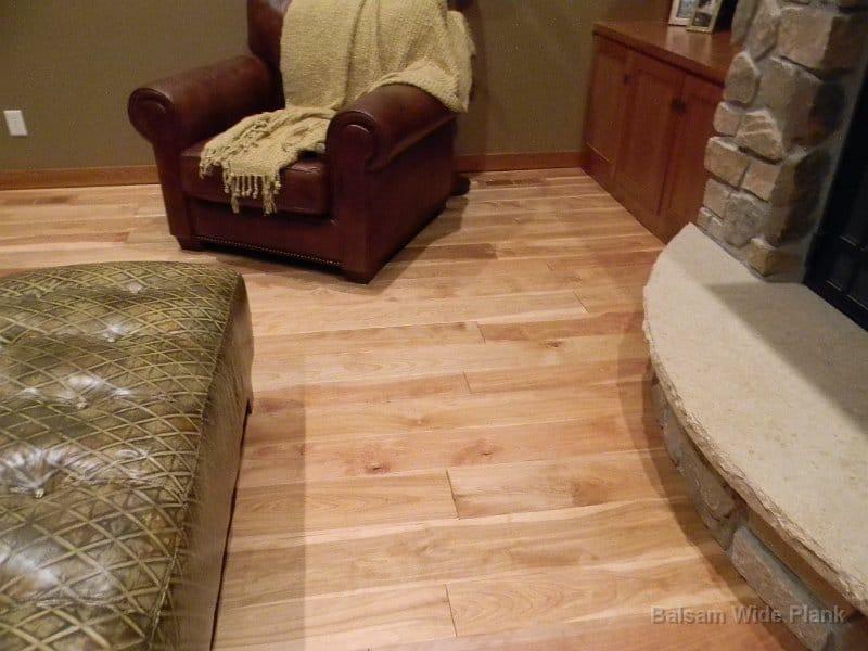 Red Birch Custom Hardwood Flooring
